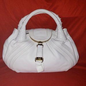 Fendi, Spy, Hobo Shoulder Handbag
